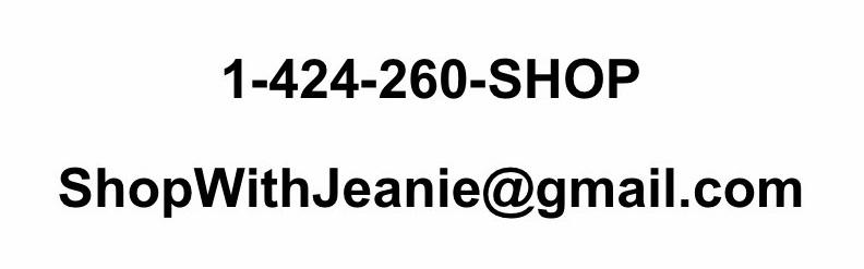 Jeanie email